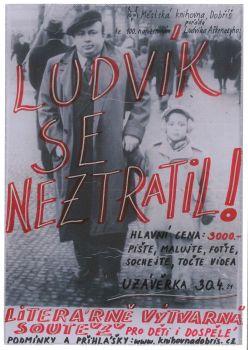 plakát Ludvík 1